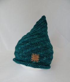 Bambini Elf bosco stile bambino elfo berretto a punta turbinio Beanie cappello inverno Merino lana bambini Elf Beanie Natale foto Prop Toddler Elf Hat