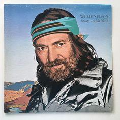 Willie Nelson - Always On My Mind LP Vinyl Record Album, Columbia - FC 37951, 1982 Original Pressing