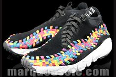 Check out the new Nike Footscape Woven Chukka - A cult classic!