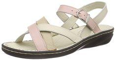 Florett Sabrina, Damen Offene Sandalen, Mehrfarbig (315/beige-rosa), 37 EU - http://on-line-kaufen.de/florett/37-eu-florett-sabrina-damen-offene-sandalen
