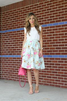 Lilly Style- I kind of need this skirt!