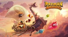 Rayman Adventures v2.1.0 - Mod Apk Free Download For Android Mobile Games Hack OBB Full Version Hd App Mony mob.org apkmania