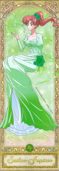 Sailor Moon// Sailor Jupiter my favorite sailor scout Sailor Jupiter, Arte Sailor Moon, Sailor Mars, Manga Anime, Anime Art, Sailor Moon Crystal, Luna Y Artemis, Moon Princess, Twilight Princess