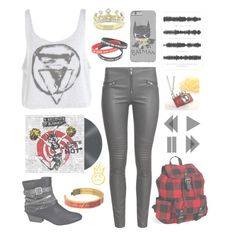 """Rewind, Play, Fastforward"" by irdina-n ❤ liked on Polyvore featuring H&M, maurices, Kate Bissett, Aéropostale, Fit-to-Kill, 5sos, falloutboy, thelionking and newbrokenscene"