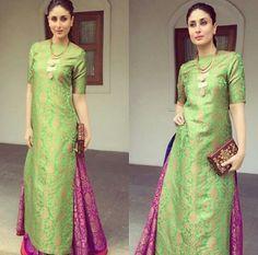 Kareena Kapoor styled by Taghavri