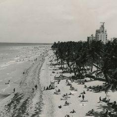 Miami Beach Florida 1940