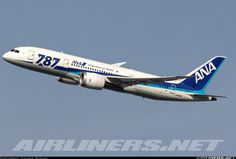 Boeing 787-8 Dreamliner - All Nippon Airways - ANA | Aviation Photo #4046613 | Airliners.net