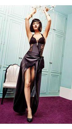 Lingerie: Giles Deacon x Ann Summers - Notícias - Vogue Portugal