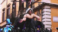 Отдых в Италии: Карнавал в Риме, первый день весны. Фестиваль шоколада.