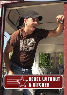"""Rebel Without a Kitchen (2014) Sandwich chef Matt """"Fidel Gastro"""" Basile jumps into the growing street food movement, offering his mouth-watering recipes at pop-ups far and wide."""