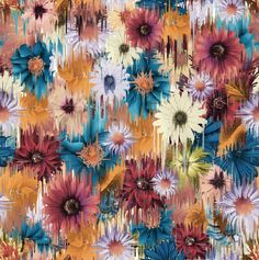 Fleur Drainé - Lunelli Textil | www.lunelli.com.br