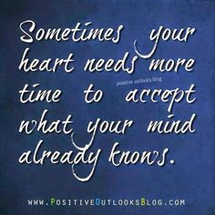 Sometimes your...