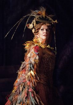 """I was so sorry to miss seeing """"The Enchanted Island"""" this past winter.  The costumes looked amazing and a mezzo-soprano hero, Joyce DiDonato, played the sorceress Sycorax."""