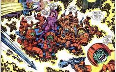 """Résultat de recherche d'images pour """"Jack Kirby"""""""