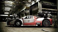 Ferrari Enzo Gets a 3D Apocalypse Treatment [Video] http://www.autoevolution.com/news/ferrari-enzo-gets-a-3d-apocalypse-treatment-video-89615.html