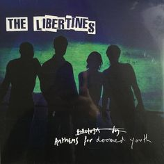 Libertines, The Anthems For Doomed Youth Vinyl LP