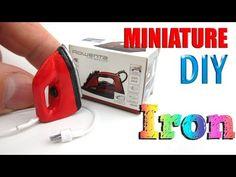 DIY Iron Miniature - YouTube                                                                                                                                                                                 More