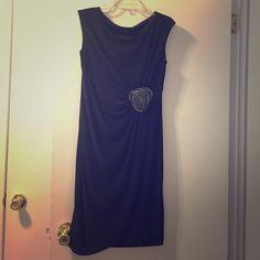 Knee length black dress Never worn Dresses