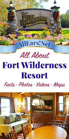 Facts about Disney's Fort Wilderness Resort & Campground at Walt Disney World | AllEars.net