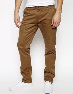 Herren chino hose slim fit