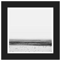 """""""Encre"""" (Agon Coutainville / Normandie). Photographie disponible en édition limitée à 30 exemplaires, par Nicolas Evariste."""