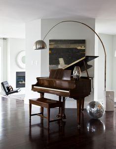 Jonathan Legate piano living room design portfolio  | The Decorating Diva. LLC Photos (C) Janet Kimber