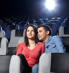 Romantic movies are always a good idea.