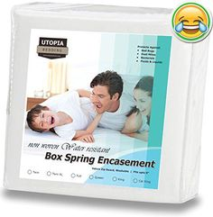 #limited Enjoy a Safe Night with our Bed-Bug Proof Box #Spring Encasement at an affordable price. We have created an intensive product to protect your box spring...