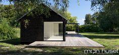 Byg sommerhus - arkitekttegnet træhus - Mønhuset