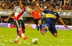 """River vs Boca """"el clasico"""""""