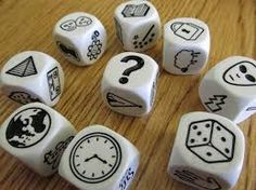 Image result for story cubes template Story Cubes, Cube Template, Templates, Indoor Games, Blog, Punk, Figs, Image, Infant Activities
