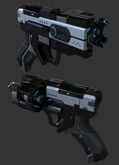 https://www.artstation.com/artwork/beam-pistol-high-poly