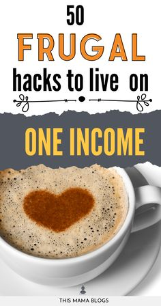 Want to learn how to live frugally and save money? These best frugal living tips will help you save money and transform your life! Best Money Saving Tips, Money Saving Challenge, Ways To Save Money, Money Tips, Saving Money, How To Make Money, Frugal Living Tips, Frugal Tips, Budgeting Worksheets
