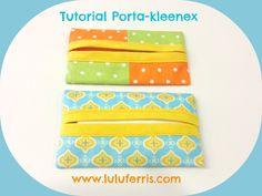 Tutorial #11: Porta Kleenex