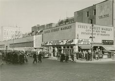 Mapping the Evolution of the Lower East Side Through a Jewish Lens, 1880-2014 | 6sqft