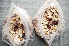 Lactation oatmeal packs for new breastfeeding mom...makes easy to boost breast milk supply!