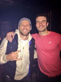 Chase Rice and Sam Hunt