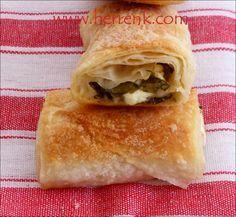 Kolay Unlu Börek-unlu börek tarifi,unlu yufka böreği,kıyır kıyır börek,börek tarifleri,hazır yufkalı börek tarifi,peynirli börek,ıspanaklı börek,börek çeşitleri,börek nasıl yapılır,pratik çıtır börek,acil misafir için börek,