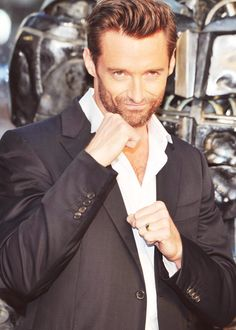 """""""It is true that I have Greek roots. Two generations ago the name of my family was Bellas, and I feel that I am a Greek by blood."""" ~ Hugh Jackman"""