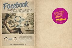 Maximidia Seminars: Vintage Facebook