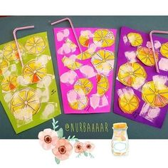 lemonade-craft-idea-2  |   Crafts and Worksheets for Preschool,Toddler and Kindergarten