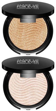Make Up For Ever Holiday 2016 Featuring a New Eyeshadow Palette and Highlighter