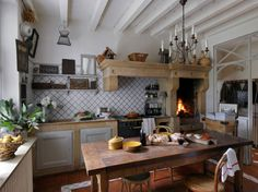 Love the cozy, eclectic feel