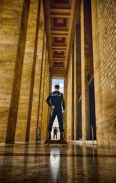 Asker ve Anıtkabir