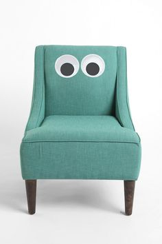 If you don't want to put these giant googly eyes on all of your furniture...well, why? #urbanoutfitters