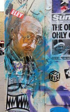 C215 Bricklane - Shoreditch Street Art London