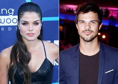 Taylor Lautner Single Again After Split From Marie Avgeropoulos - Us Weekly