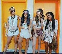 Image de fashion, hair, and friends