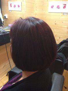 Violet brown, by Jennifer Lloyd @ oasis design.biz