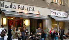 falafel , dada